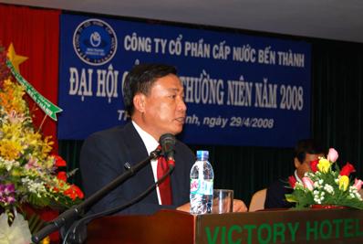 Đại hội cổ đông thường niên 2008
