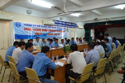 Hội nghị đối thoại định kỳ Quý I năm 2016
