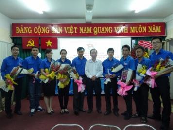 Đại hội Đoàn viên Đoàn Cơ sở Công ty Cấp nước Bến Thành  Lần thứ III, Nhiệm kỳ 2017-2022